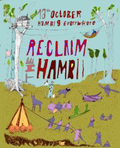 Reclaim the Hambi! – Reflektionen zu Strategie und Aufruf zu Aktionen