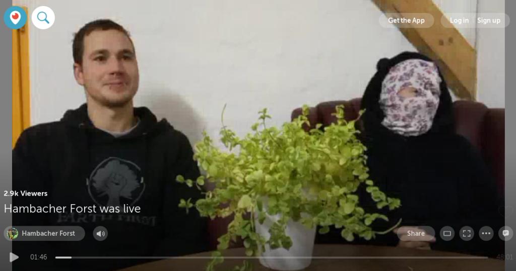 Episode 1 von #HambiBleibt-TV