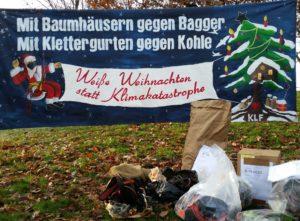Klettergurt Baum : Neues von der klettergurt liberation front hambacher forst