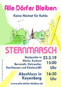 thumbnail of Sternmarsch_A5_Flyer_1